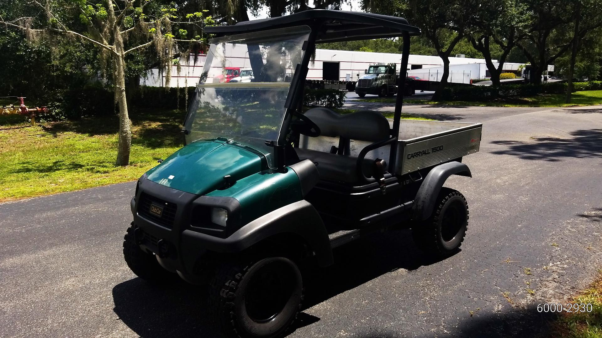 Club Car Turf 1500 4WD Diesel