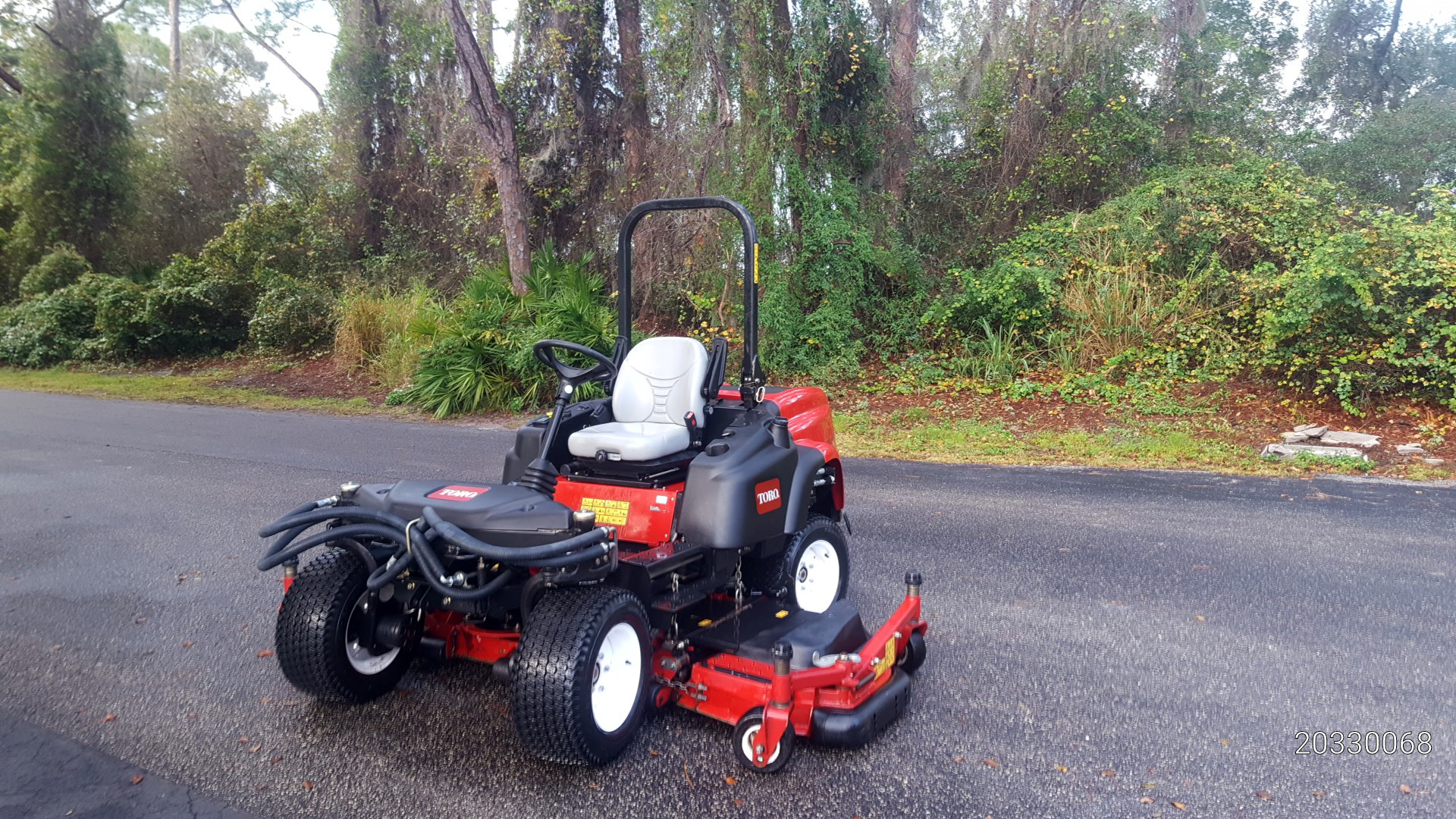 Toro Groundsmaster 360 4WD