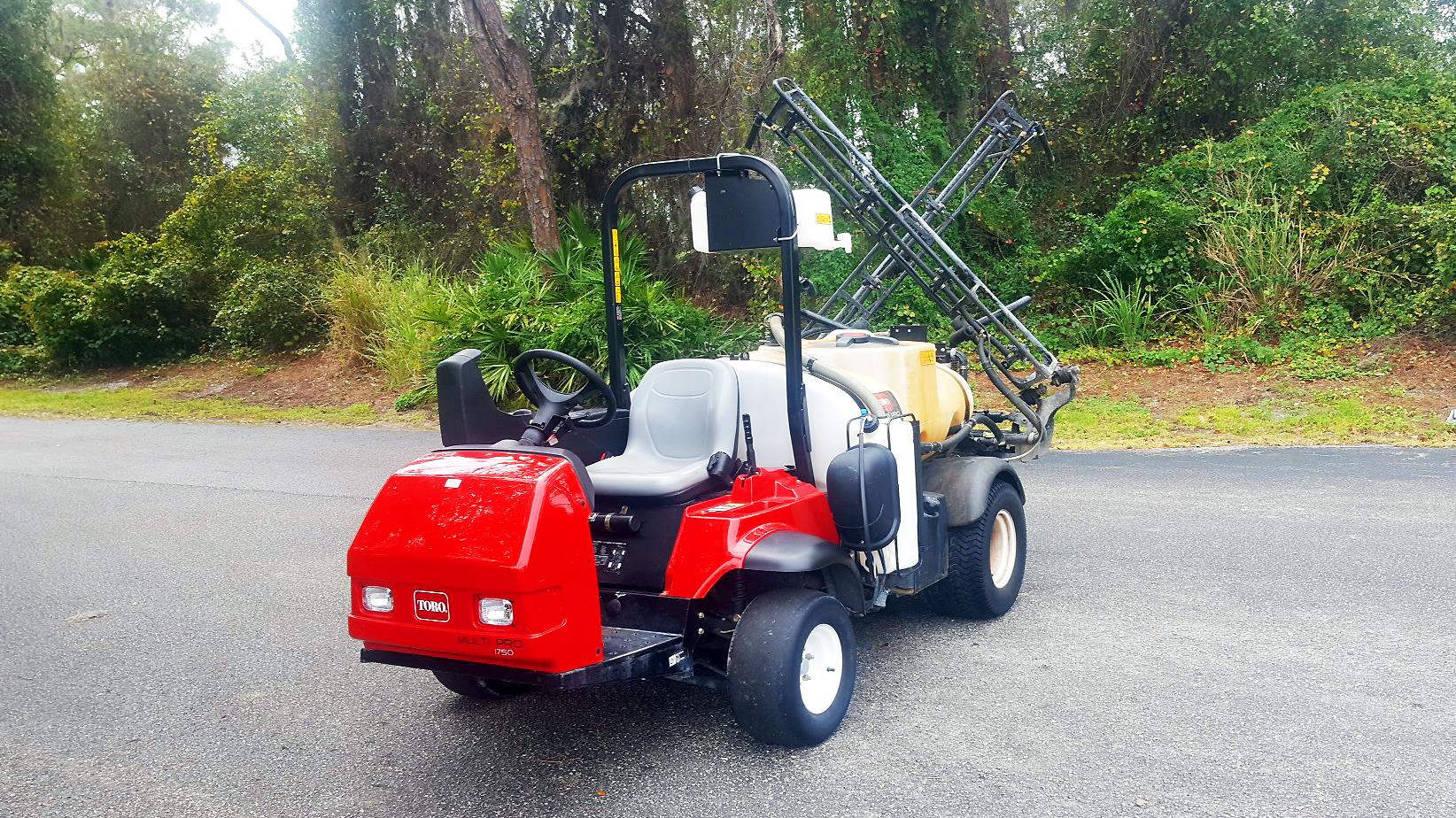 Toro Multi Pro 1750