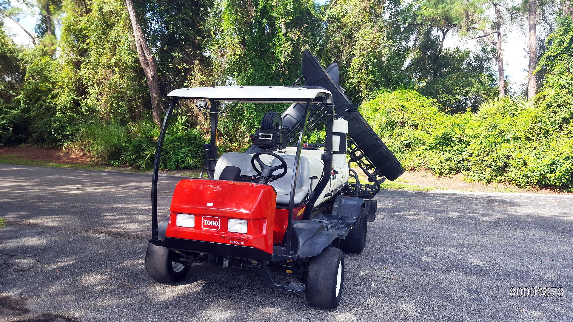 Toro Multi Pro 5800-G