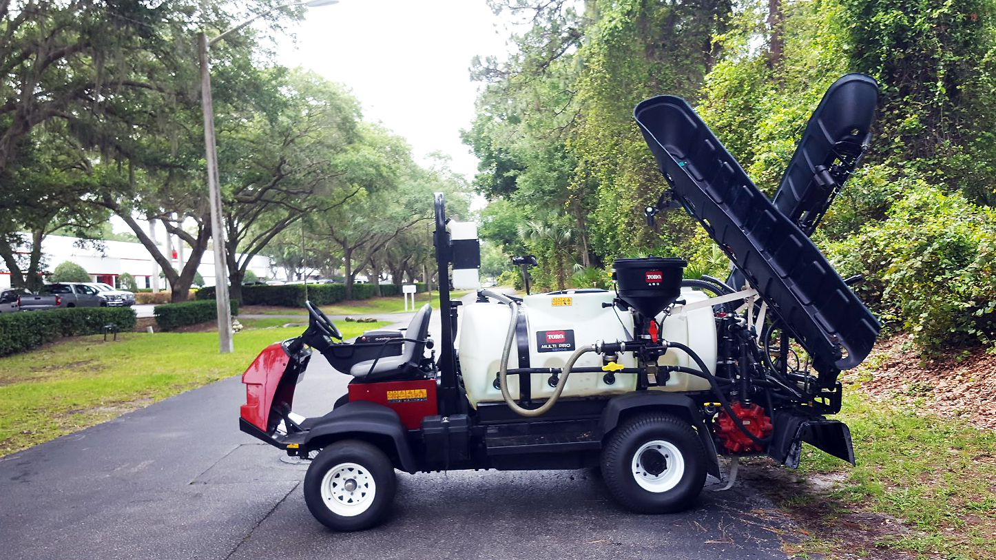 Toro Multi Pro 5800-G with ExcelaRate