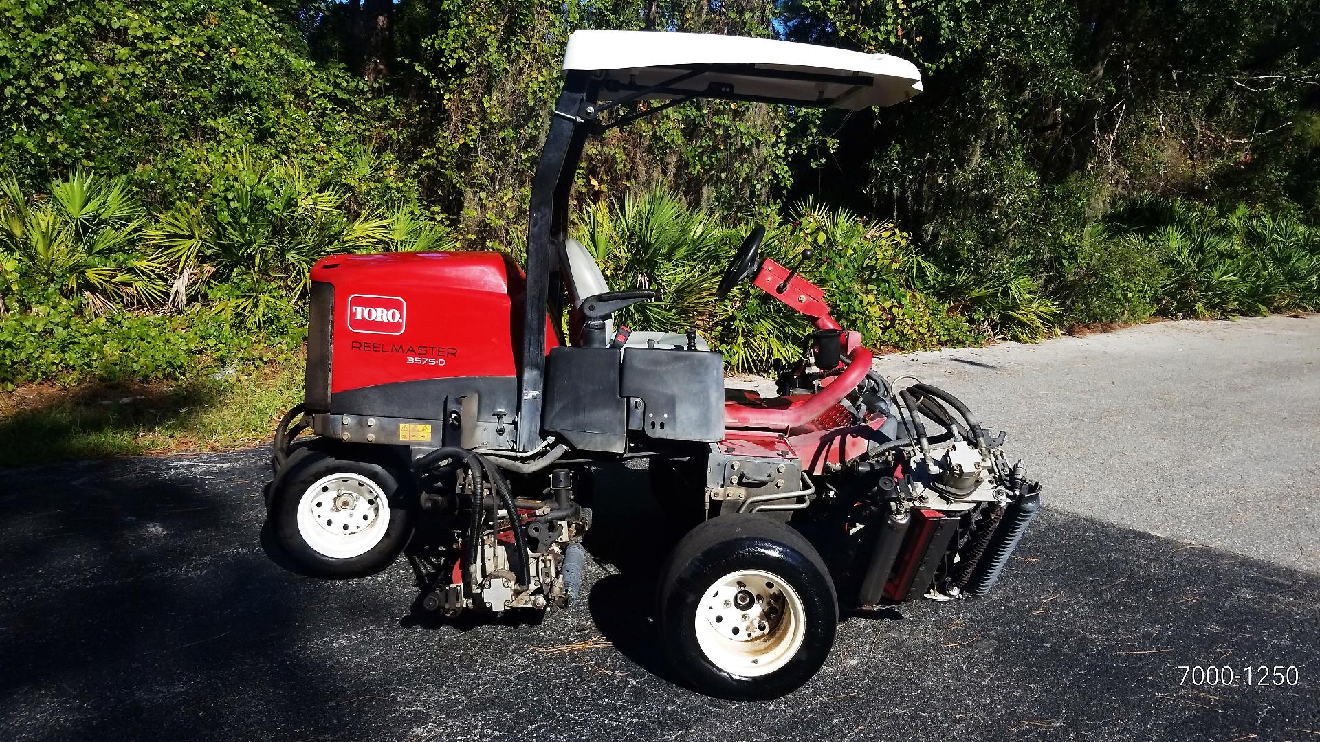Toro Reelmaster 3575-D